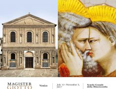 Magister Giotto a Venezia, imperdibile!