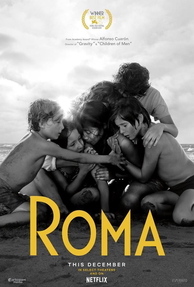 ROMA film di estetica, dramma e soprattutto umanità!