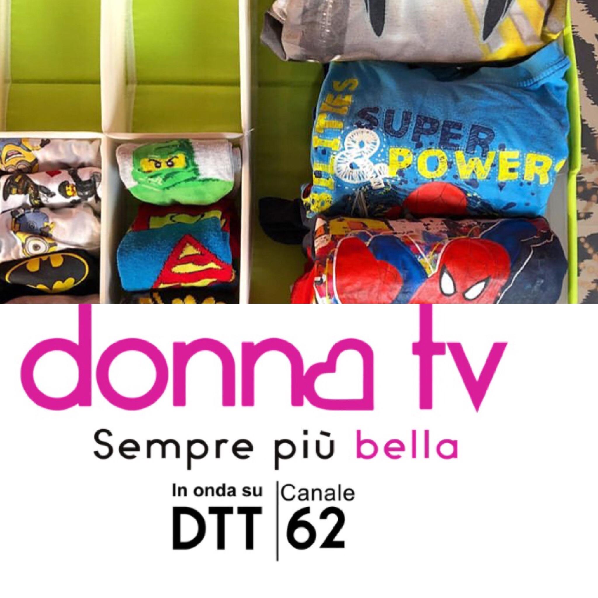 Stera a Donna Tv consigli pratici per organizzare casa!