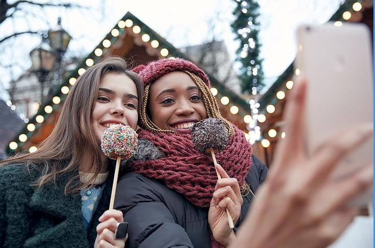 Selfie mio amato…. con il metodo M.E