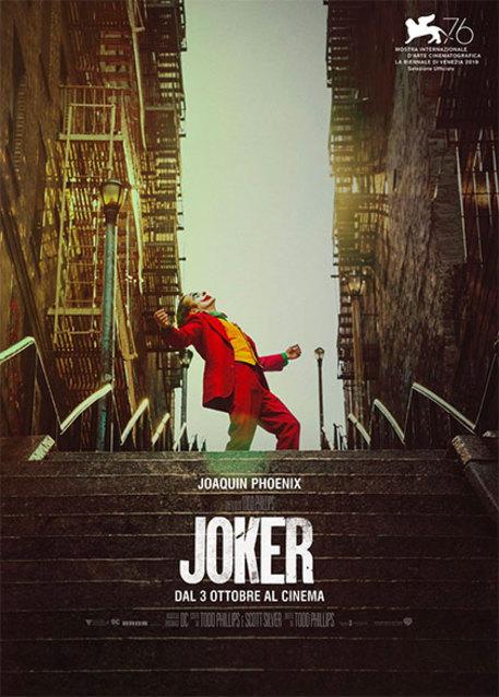 JOKER, un film da Leone