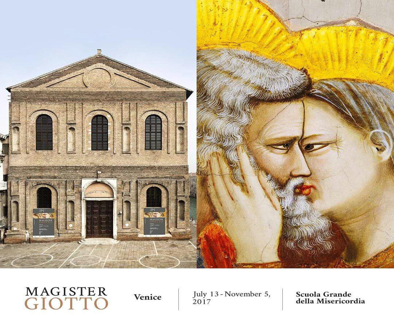 Magister Giotto a Venezia, imperdibile!