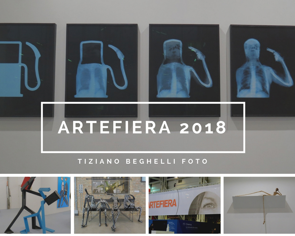 ARTE FIERA 2018, DALL' OBIETTIVO DI TIZIANO BEGHELLI