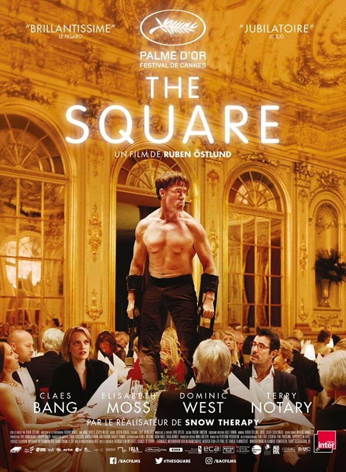 THE SQUARE film al quadrato!