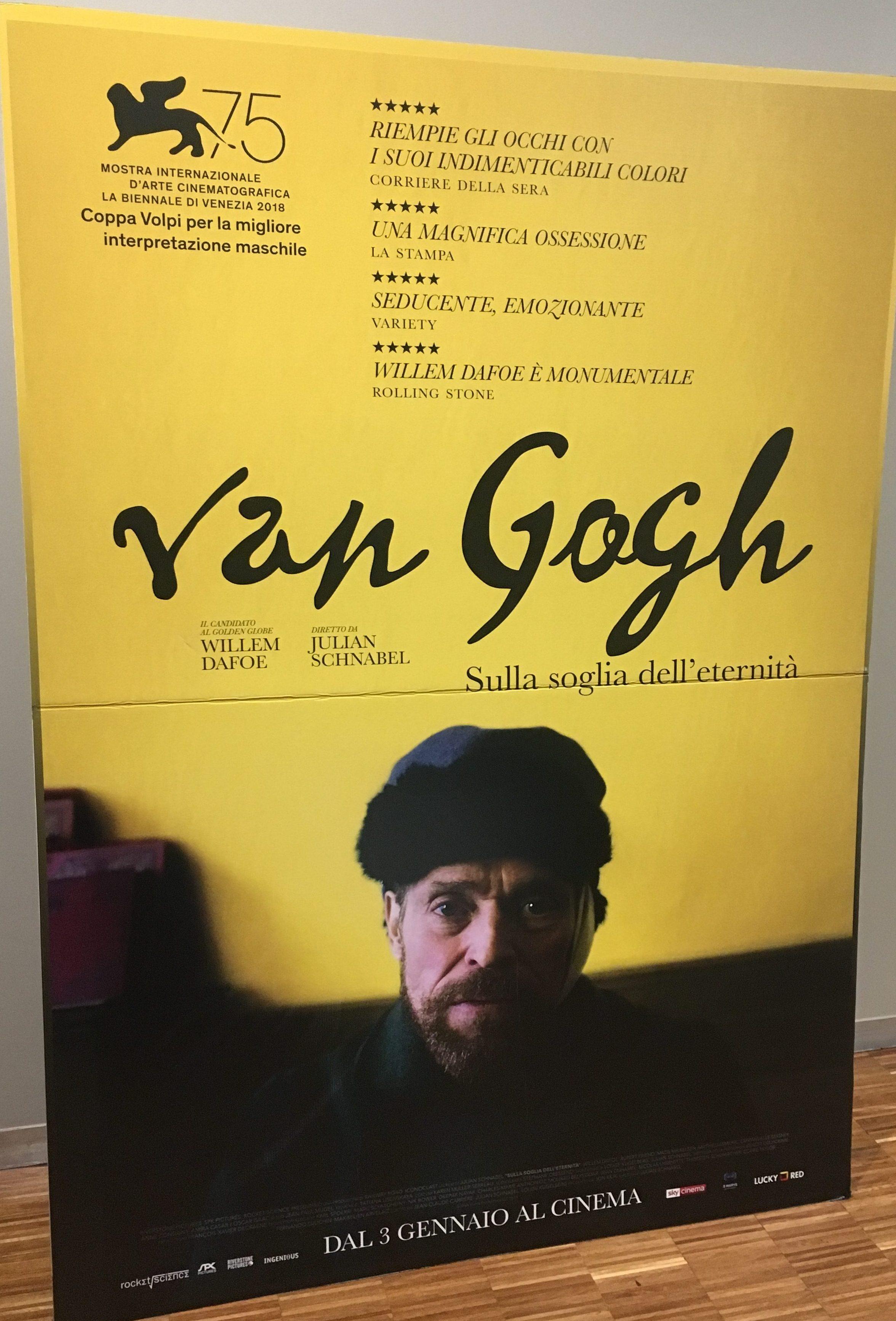 Van Gogh che guarda
