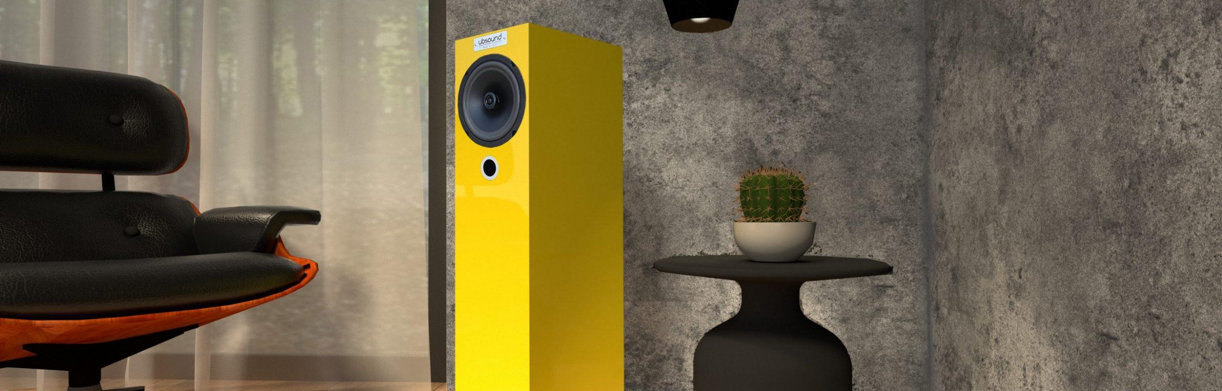 UBSOUND: IL SUONO CHE ARREDA! Nuovi diffusori acustici ad alta fedeltà
